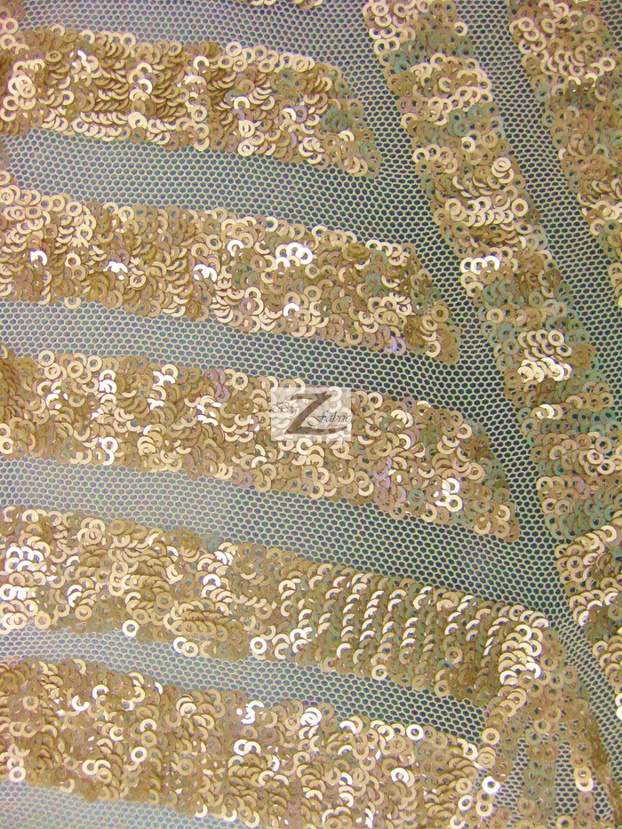 Gold Sequin Fabric Sequins Fabric is 56 60