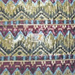 Egyptian Sequins Mesh Fabric Cleopatra