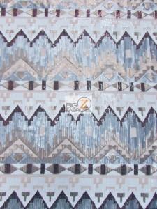 Egyptian Sequins Mesh Fabric Everlasting