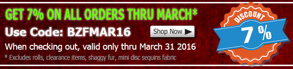 March 2016 Sequins Discount Coupon