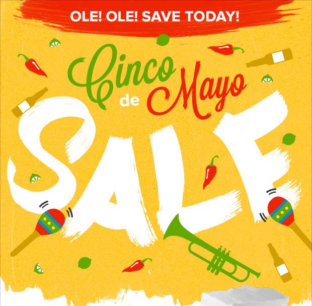 Crazy Cinco De Mayo Sequins Sale