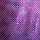 Small Confetti Dot Sequin Fabric Purple