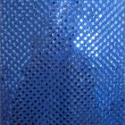 Small Confetti Dot Sequin Fabric Royal Blue