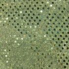 Small Confetti Dot Sequin Fabric Sage