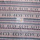 Tribal Pocahontas Sequins Multi Color Fabric Sioux