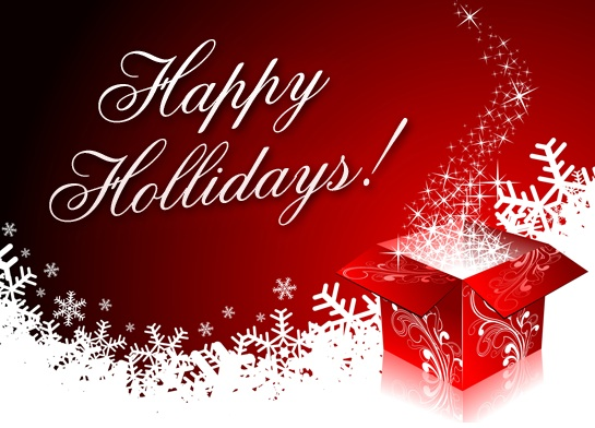 Happy Holidays From Big Z Fabric