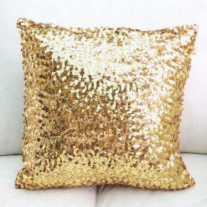 Elegant Mini Sequins Pillow