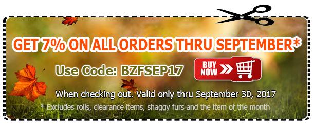 September Discount