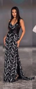 Riptide Sequins Gala Gown