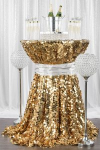 Sequins Cocktail Table