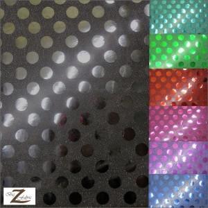 Big Polka Dot Sequin Fabric