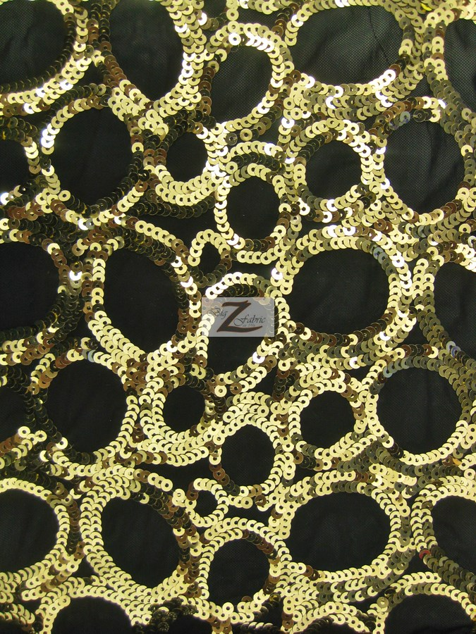 Circle sequins nylon spandex fabric sequins fabric for Sequin fabric