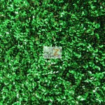 St. Patrick's Day Scale Sequins Fabric Green