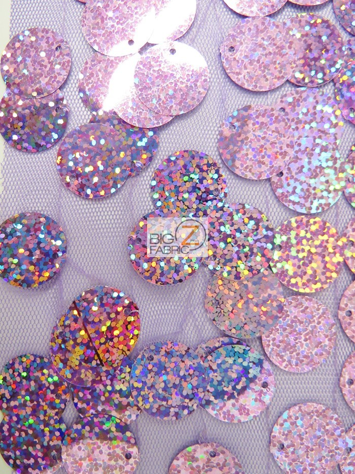 Big dot sequin hologram mesh fabric sequins fabric for Sequin fabric