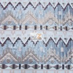 Egyptian Sequins Mesh Fabric Everlasting