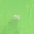 Small Confetti Dot Sequin Fabric Neon Green