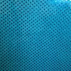 Small Confetti Dot Sequin Fabric Turquoise