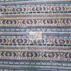 Tribal Pocahontas Sequins Multi Color Fabric Navajo