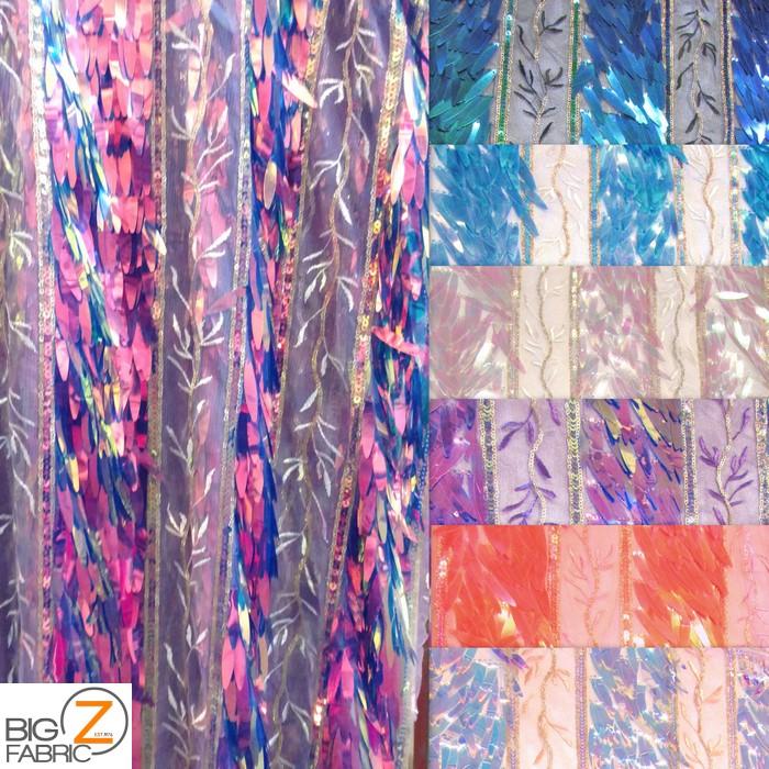 iridescent collage